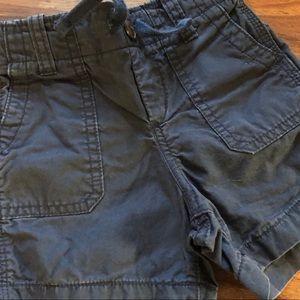 Baby Gap Toddler Navy Shorts